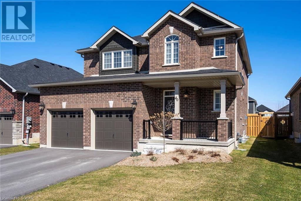 House for sale at 40 Lockerbie Cres Collingwood Ontario - MLS: 253435