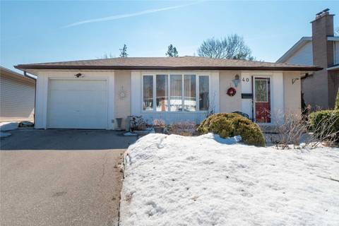 House for sale at 40 Lockton Cres Brampton Ontario - MLS: W4388713