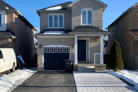 House for rent at 40 Loons Call Cres Brampton Ontario - MLS: W4681239