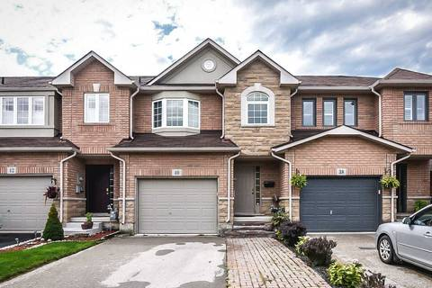 Townhouse for sale at 40 Mckibbon Ave Hamilton Ontario - MLS: X4573593