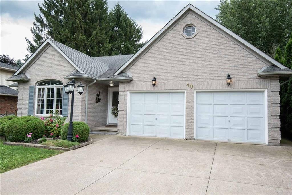 House for sale at 40 Merritt Rd Fonthill Ontario - MLS: 30762091