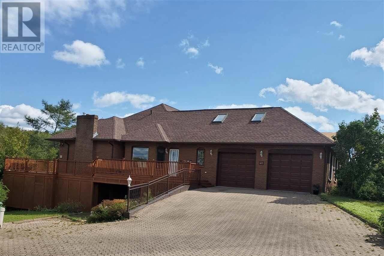 House for sale at 40 Mountain Ash Ct Dartmouth Nova Scotia - MLS: 202019897