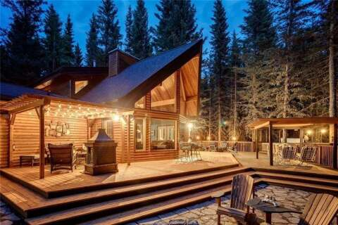 House for sale at 40 Mountain Lion Pl Bragg Creek Alberta - MLS: C4294068