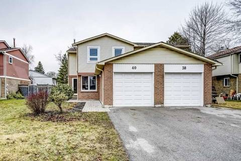 Townhouse for sale at 40 Murray Dr Aurora Ontario - MLS: N4736549