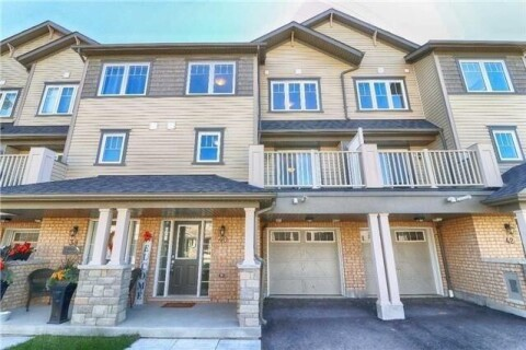 Townhouse for rent at 40 Nearco Cres Oshawa Ontario - MLS: E4768790