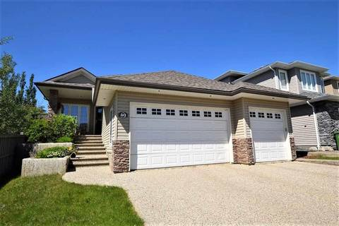 House for sale at 40 Oak Vista Dr St. Albert Alberta - MLS: E4150122