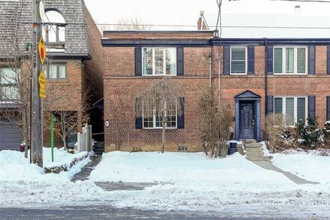 Townhouse for sale at 40 Oxton Ave Toronto Ontario - MLS: C4672635