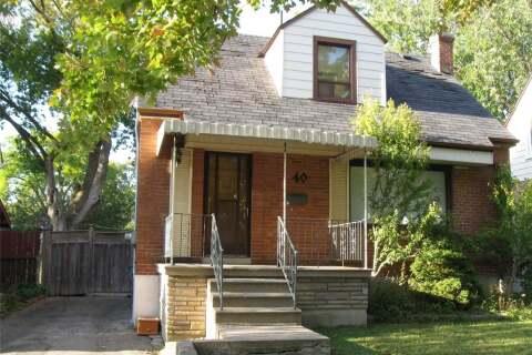 House for sale at 40 Patika Ave Toronto Ontario - MLS: W4926328