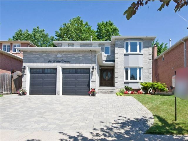For Sale: 40 Pickett Crescent, Richmond Hill, ON | 4 Bed, 5 Bath House for $1,688,000. See 19 photos!