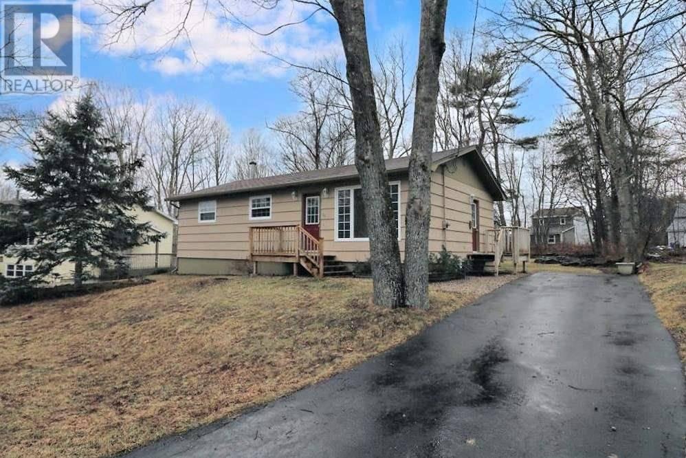 House for sale at 40 Pinehurst Ave Bridgewater Nova Scotia - MLS: 202006231