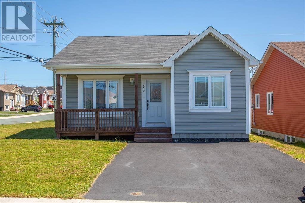 House for sale at 40 Pollux Dr Mount Pearl Newfoundland - MLS: 1207673