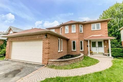 House for sale at 40 Raiford St Aurora Ontario - MLS: N4731244