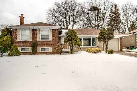 House for rent at 40 Resolution Cres Toronto Ontario - MLS: C4407149