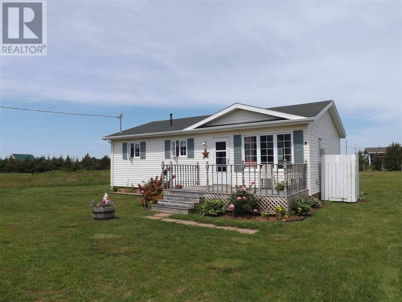 Home for sale at 40 Riley Dr Darnley Prince Edward Island - MLS: 202006671