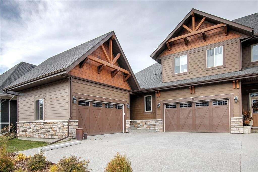 Townhouse for sale at 40 Riviera Wy River Song, Cochrane Alberta - MLS: C4299957