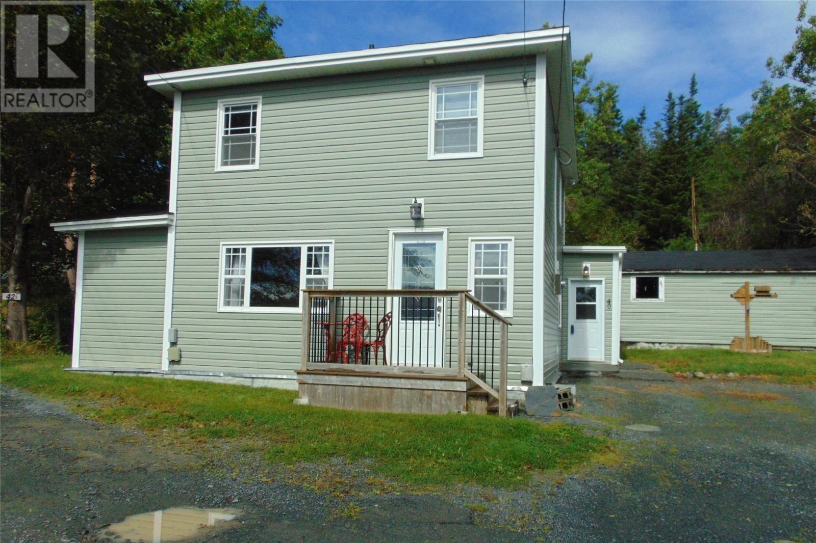 House for sale at 40 Rocky Pond Rd Spaniards Bay Newfoundland - MLS: 1220560