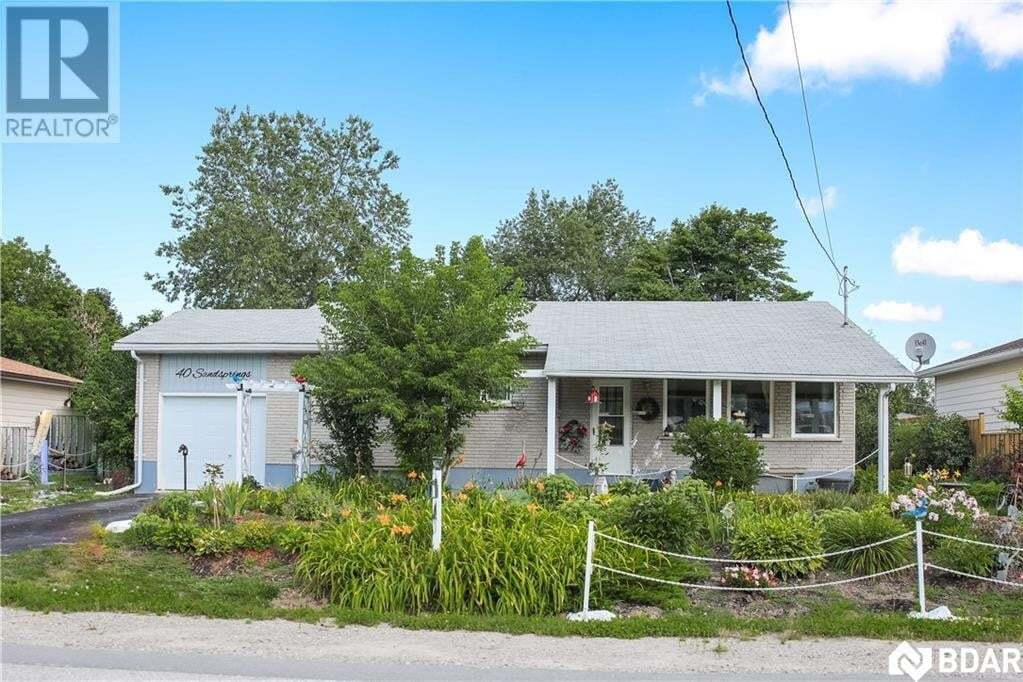 House for sale at 40 Sandsprings Cres Angus Ontario - MLS: 30827259