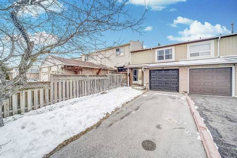 Townhouse for sale at 40 Scotney Grve Toronto Ontario - MLS: E4697444