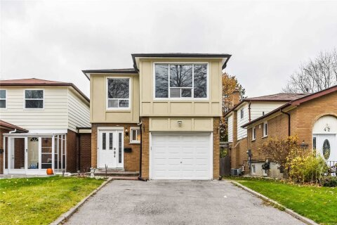 Home for sale at 40 Silas Hill Dr Toronto Ontario - MLS: C4989567