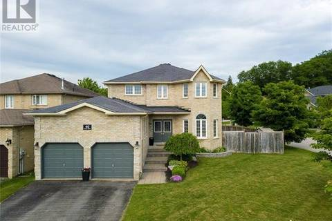 House for sale at 40 Silvercreek Cres Barrie Ontario - MLS: 30746141