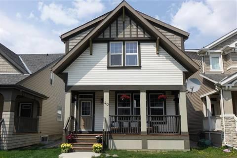 House for sale at 40 Skyview Springs Rd Northeast Calgary Alberta - MLS: C4241114