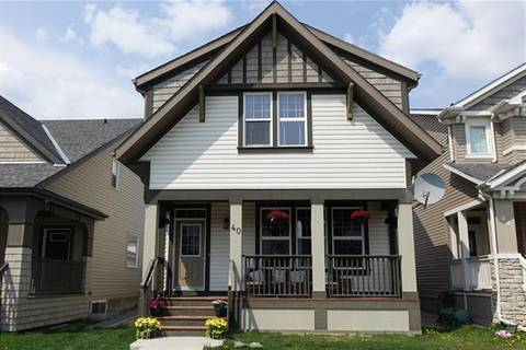 House for sale at 40 Skyview Springs Rd Northeast Calgary Alberta - MLS: C4276137