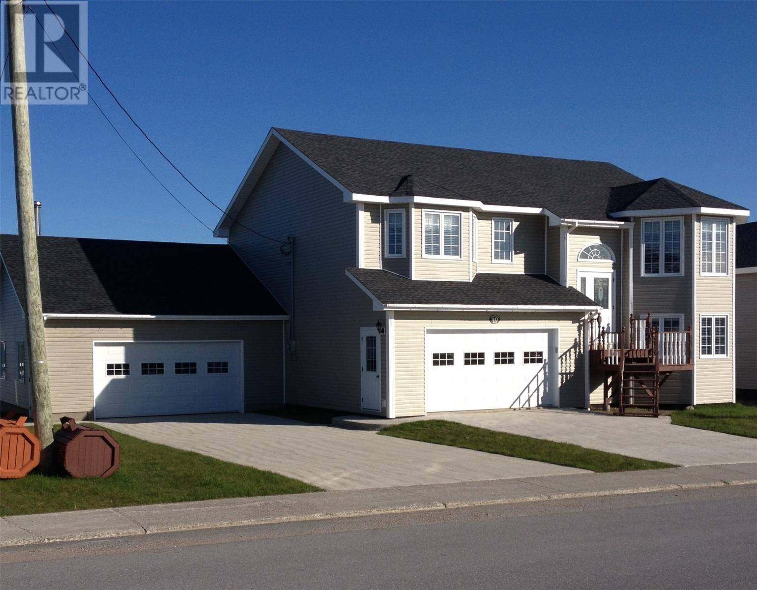 House for sale at 40 Smallwood Dr Port Aux Basques Newfoundland - MLS: 1193094