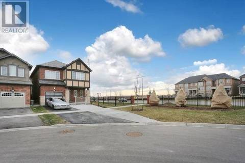 House for sale at 40 Stedford Cres Brampton Ontario - MLS: W4426556