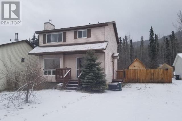 House for sale at 40 Sukunka Pl Tumbler Ridge British Columbia - MLS: 186077
