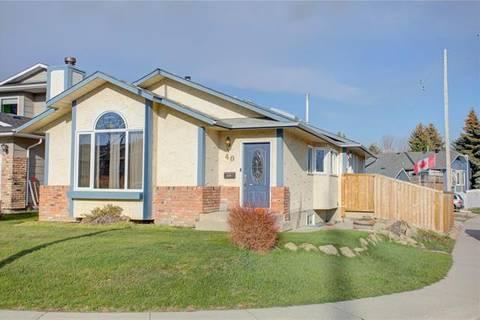 House for sale at 40 Sunmount Rd Southeast Calgary Alberta - MLS: C4244225