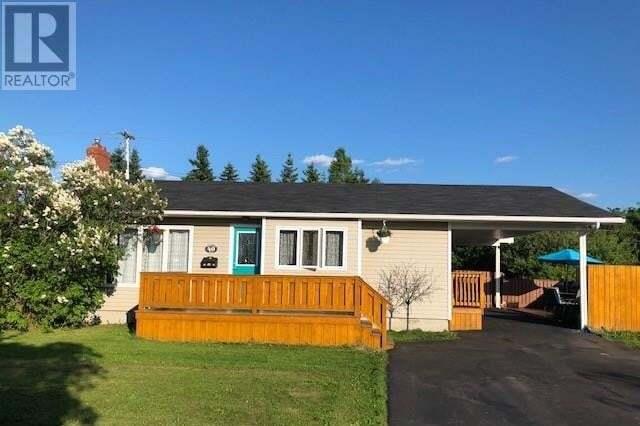 House for sale at 40 Sutherland Dr Grand Falls Windsor Newfoundland - MLS: 1216756