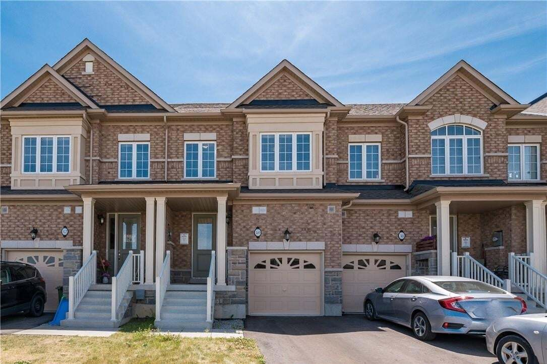 Townhouse for sale at 40 Talence Dr Stoney Creek Ontario - MLS: H4081626