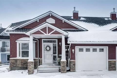 Townhouse for sale at 40 Tucker Circ Okotoks Alberta - MLS: C4292381