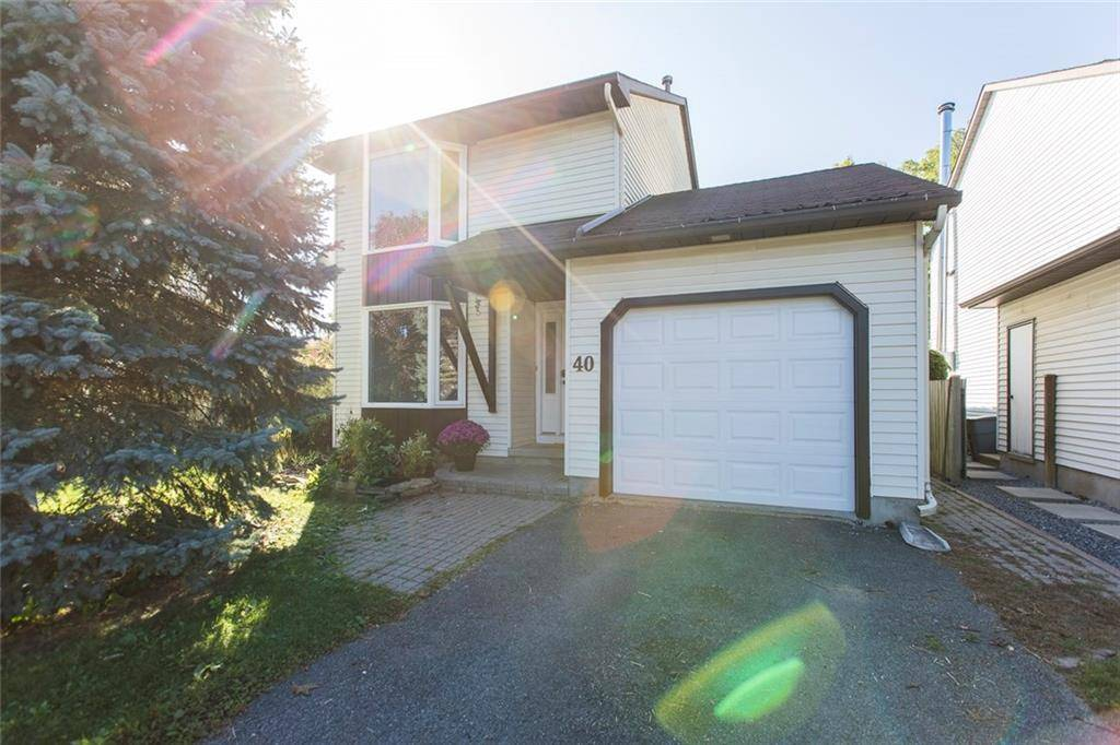 House for sale at 40 Turret Ct Ottawa Ontario - MLS: 1171959