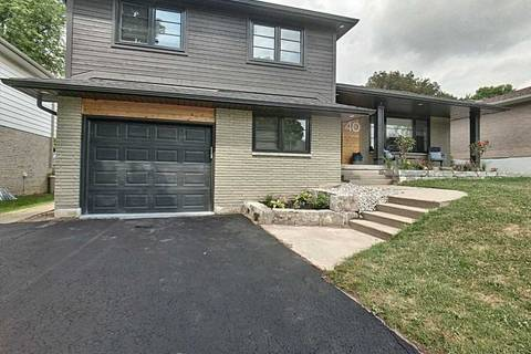 House for sale at 40 Varden Cres Barrie Ontario - MLS: S4691967