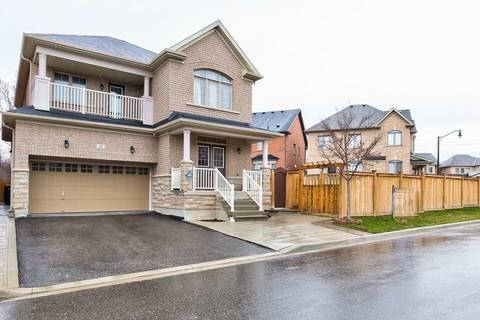 House for sale at 40 Washington Ct Brampton Ontario - MLS: W4419441
