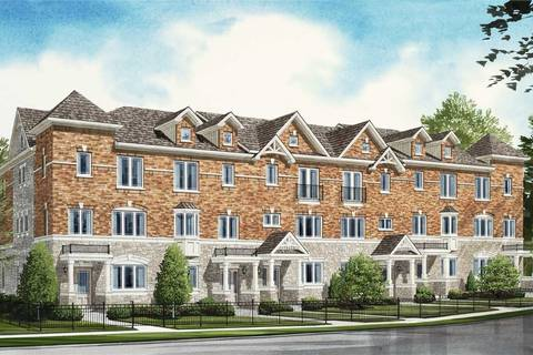 Townhouse for sale at 40 Waterstone Wy Whitby Ontario - MLS: E4506964