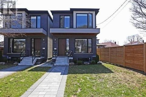 House for sale at 40 Westlake Cres Toronto Ontario - MLS: E4432267