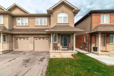 Townhouse for sale at 40 Whitworth Tr Hamilton Ontario - MLS: X4773315