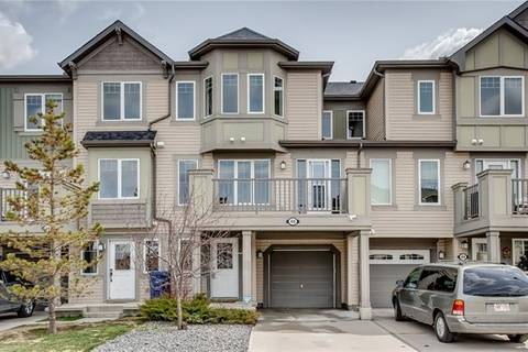 Townhouse for sale at 40 Windstone Green Southwest Airdrie Alberta - MLS: C4242386