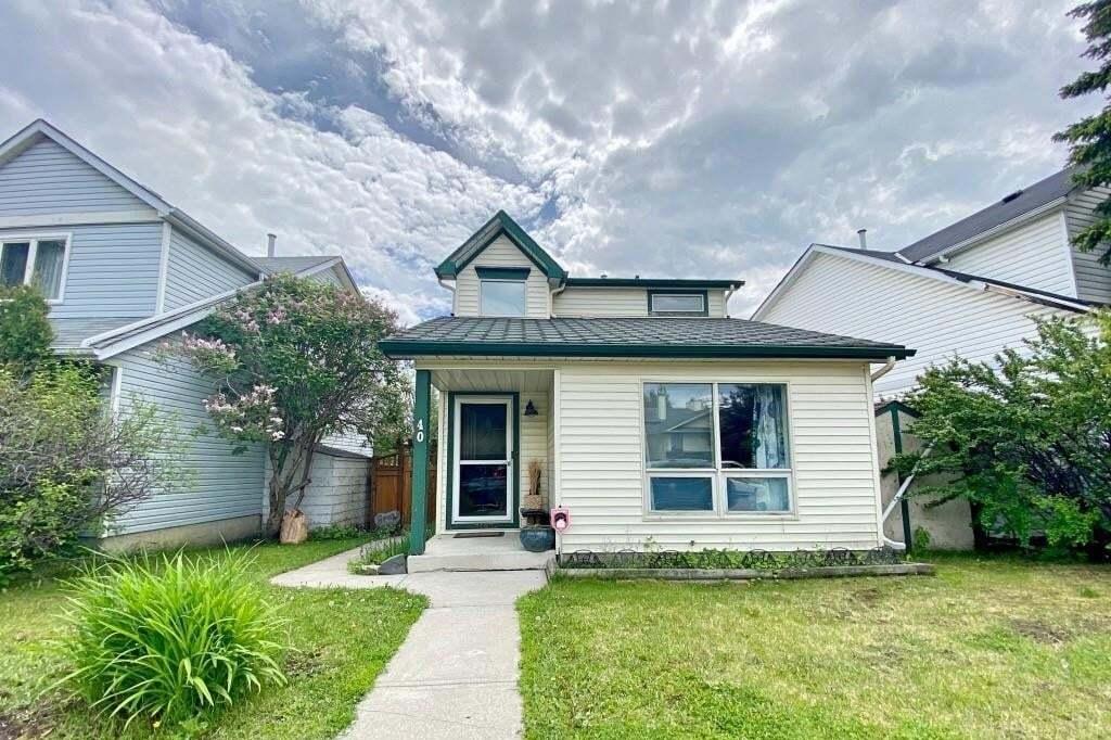 House for sale at 40 Woodglen Gv SW Woodbine, Calgary Alberta - MLS: C4302616