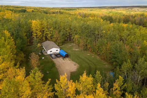 House for sale at 400 1414 Hy Rural Lac Ste. Anne County Alberta - MLS: E4165739