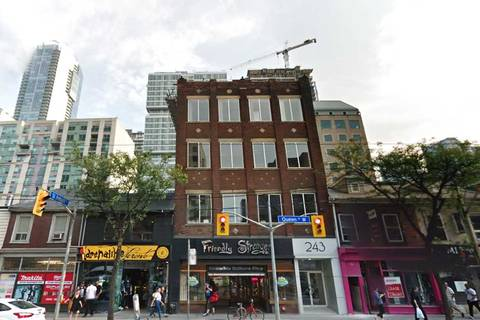 Commercial property for lease at 243 Queen St Apartment 400 Toronto Ontario - MLS: C4701514