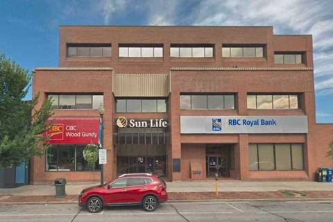 Commercial property for lease at 277 Lakeshore Rd Apartment 400 Oakville Ontario - MLS: W4549039