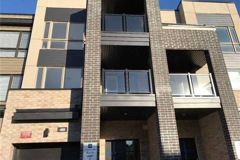 Townhouse for rent at 400 Athabasca Common Dr Oakville Ontario - MLS: W4413230
