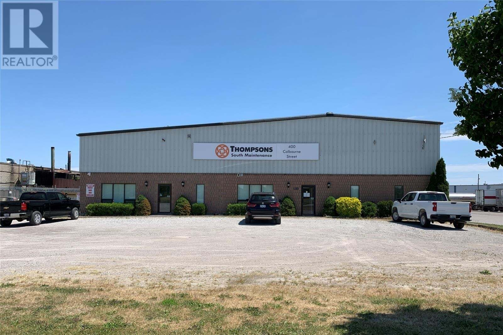 Commercial property for sale at 400 Colborne St Chatham Ontario - MLS: 20006259