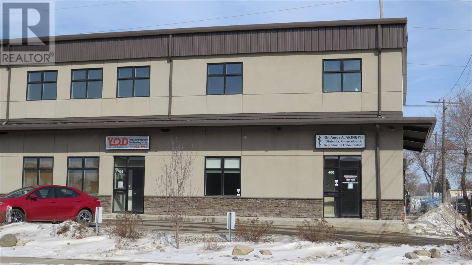 Commercial property for lease at 400 Dewdney Ave Regina Saskatchewan - MLS: SK756737