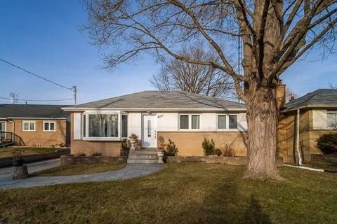 House for sale at 400 Kingsleigh Ct Milton Ontario - MLS: W4702596
