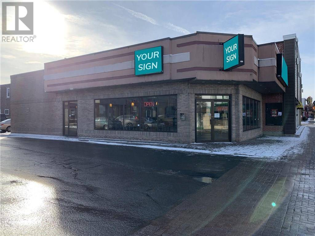 Commercial property for sale at 400 Main St E Hawkesbury Ontario - MLS: 1178168