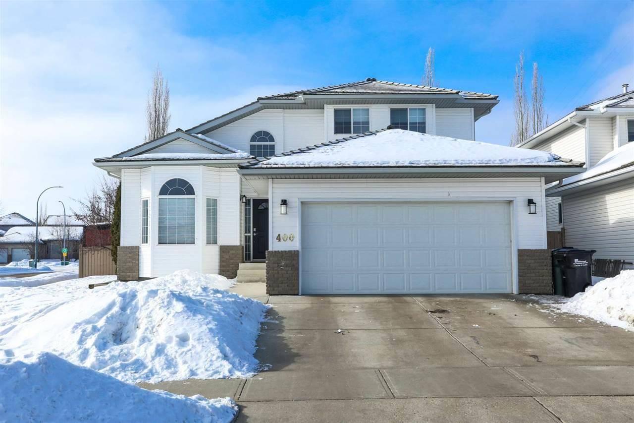 House for sale at 400 Nottingham Blvd Sherwood Park Alberta - MLS: E4192736